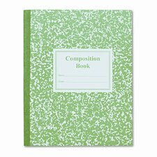 Grade School Ruled Composition Book, 9-3/4 X 7-3/4 (Set of 3)