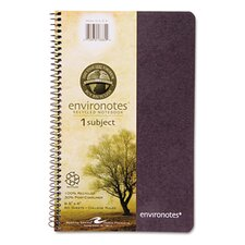 Environotes Sugarcane Notebook (Set of 3)