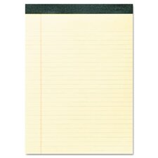 Recycled Legal Pad, Letter, 40 Sheets