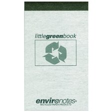 60 Sheet Little Green Book