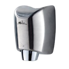 Hand Dryer in Stainless Steel