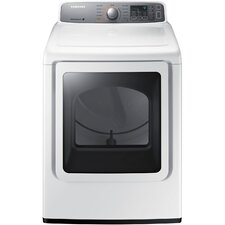 7.4 Cu. Ft. Gas Dryer with Smart Care