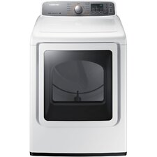 7.4 Cu. Ft. Electric Dryer with Steam Technology