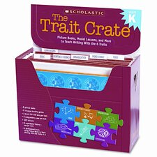 Trait Crate, Kindergarten with Learning Guide, CD