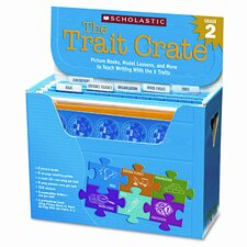 Trait Crate with Learning Guide, CD