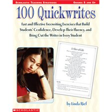 100 Quickwrites Book