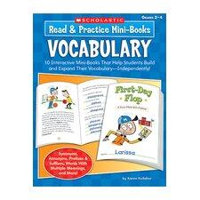 Read and Practice Mini-Books Book