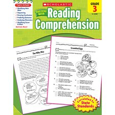 Scholastic Success with Reading Book