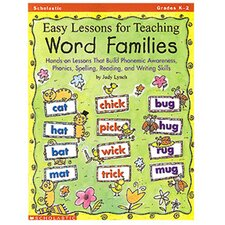 Easy Lessons for Teaching Word Book