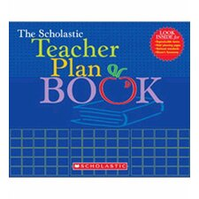 Scholastic Teacher Plan Lesson Planner