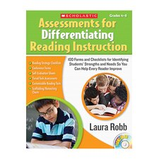 Assessments for Differentiating Book