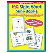 100 Sight Word Mini-books Book