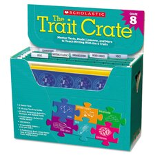 Trait Crate Books for Grade 8 CD (Set of 6)