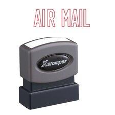 Air Mail Impression Stamp