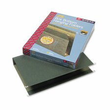 Two Inch Capacity Box Bottom Hanging File Folders, 25/Box