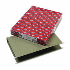 Box Bottom Hanging File Folders, 25/Box