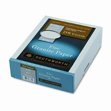 Granite Specialty Paper, 24 Lbs., 500/Box