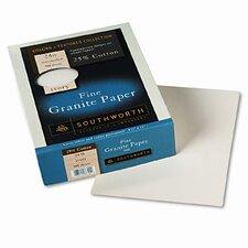Granite Specialty Paper, 500/Box