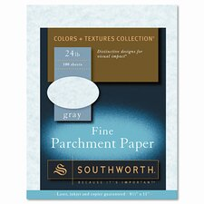 Parchment Specialty Paper, 24 Lbs., 100/Box