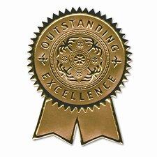 Certificate Seals Embossed Foil, 12/Pack (Set of 2)