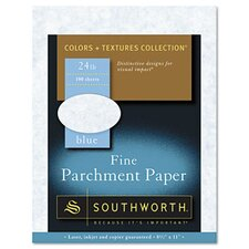 Parchment Specialty Paper, 100/Box
