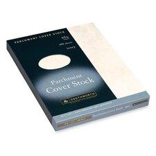Fine Parchment Paper, 65lb, 100 Sheets  per Box, Acid-free lining, Ivory