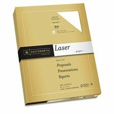 25% Cotton Premium Laser Paper, 300 Sheets