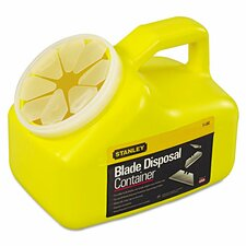 0.5-Gal Blade Disposal Container