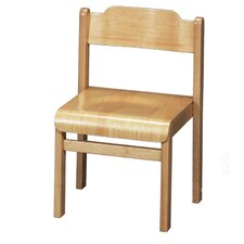 Child's Contour Seat Chair (Set of 2)