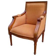Elegant Square Children's Arm Chair
