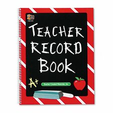 Record Book Spiral-Bound Lesson Planner (Set of 2)