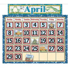 Dm School Days Calendar Bb Set Calendar Accessory