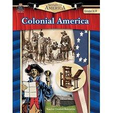 Spotlight on America Colonial Book