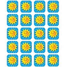 Summer Sunshine Sticker (Set of 4)