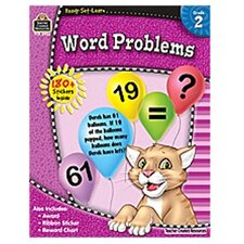 Rsl Word Problems Grade 2 Book (Set of 3)