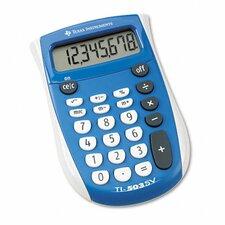 TI-503SV Pocket Calculator 8-Digit LCD