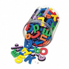 Wonderfoam Magnetic Alphabet Letters, 105/Pack