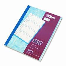 Receipt, 2-3/4 x 7-1/4, Carbonless Duplicate, 400 Sets/Book