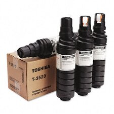 T3520 Toner Bottle, 15000 Page-Yield