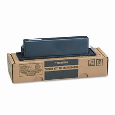 TK15 OEM Toner Cartridge, 3800 Page Yield, Black