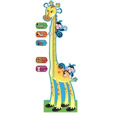 Giraffe Growth Bb Chart Set