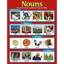 Nouns Chart (Set of 3)