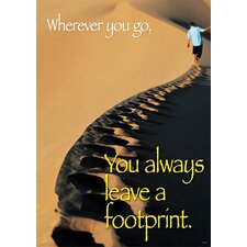 Wherever You Go You Always Poster (Set of 3)