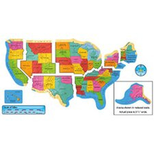 Us Map Wide Gr 1-8 Accent Bb Set