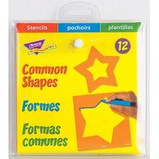 Stencils Common Shapes