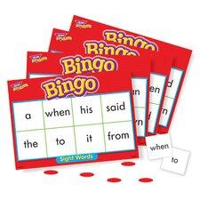 Sight Words Bingo Games, 46 Practice Words, 36 Cards, 200 Chips