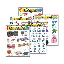 Basic Skills Learning Chart Combo Pack