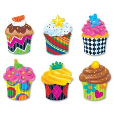 36 Piece Classic Cupcake Variety Accent Set