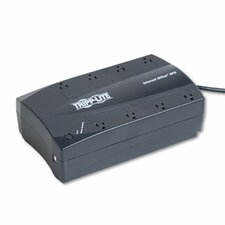 Internet Office UPS System, Twelve-Outlet 750 Volt-Amps