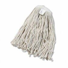 Cut-End Wet Mop Head, Cotton, #20 Size (Set of 30)